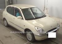 2001 Toyota Duet M100A