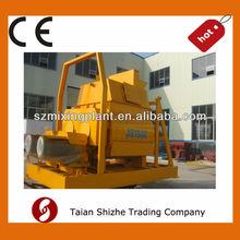 75m3/h advanced concrete mixer, twin shaft, christmas promotion