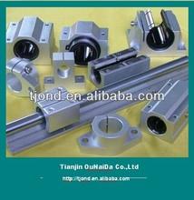 Cylinder Linear Rail System(SBR,TBR series)