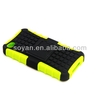Wholesale 2013 newest products, 2 in 1 hybrid cases for IPhone 4/4s, Hybrid cases with stand function