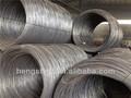 o óleo temperado molas de arame de aço em bobinas