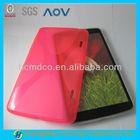 X line gel back cover for LG G PAD 8.3 V500