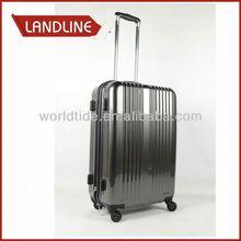 Purple Travel Luggage