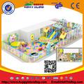 Meilleur 2014 intérieure rembourrée playground equipment, enfants aire de jeux couverte pour enfants jouer au centre