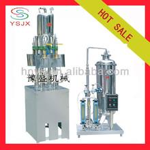semi automatic energy drink filling machine