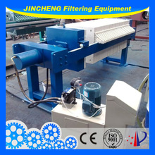 Wide application! High Quality And Inexpensive membrane filter press
