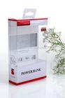 custom logo pp clear plastic packaging box