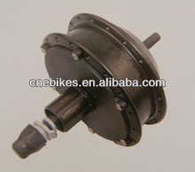 Rear brushless gearles cassette hub motor for electric bicycle 36v