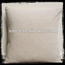 Linen cotton plain cushion cover Throw Pillow Plain Linen Cotton cushion 45x45
