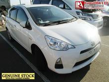 Stock#34228 TOYOTA AQUA S USED CAR FOR SALE [RHD][JAPAN]