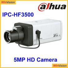 dahua low cost wifi ip camera wide angle with sd card and wifi poe function IPC-HF3500