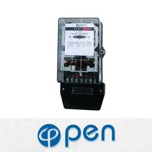 DEM082PP three phase electric meter price