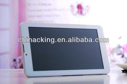 7 inch 3G A9 Dual SIM Dual core android 4.0 cheap tablet pc