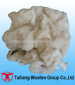 Material de la alfombra de lana de oveja lava micron30-34 80-90mm longitud