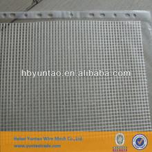 Alkali-resistant/waterproof reinforced material fiberglass mesh for thin slurry