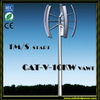 Low rpm electric generator, high efficiency with low noise, 10kw vertical wind turbine