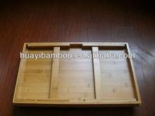 Folding Bamboo Bed Tray