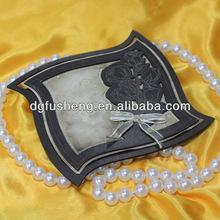 With insert and handbag royal modern wedding invitation cards