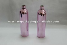 250ml Shiny perfume Aluminum bottles with best price and high quality