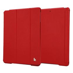 Top quality leather case for ipad 5