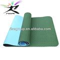 el ejercicio de yoga mat