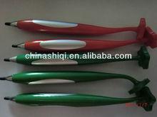 Promotional plastic fridge magnet pen