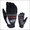 Super comfort goatskin leather mechanics gloves