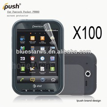 Ultra Clear LCD Screen Protector Film For Pantech Pocket P9060 Clear Screen Protector,Clear Screen Guard Protector