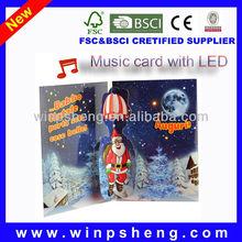 high end handmade 3d christmas cards