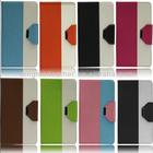 Magnetic PU Leather Folio Stand Case Cover Sleep Wake For iPad Mini,Hybrid Leather Case For iPad Mini