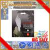 2014 custom LDPE plastic bag for trousers packaging