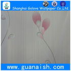 Best quality light washable wallpaper with bathrooms