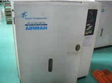 used AIRMAN oil free air compressor*good condition,attractive price!