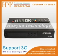 Hot selling Full HD Original openbox x5 super