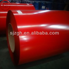 color coated galvanized iron roofing