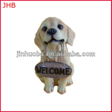 Petsmart Vendor resin dog welcome dog statue decoration
