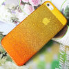 Raindrop color change back cover for iPhone 5 5S