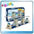 3d puzzles/rompecabezas doble puente de londres modelo jugueteseducativos