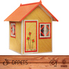 New Wooden Timber Cubby House DFP013