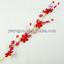 Acrylic Flower Strand