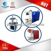 Easy operation portable and desktop laser engraving machine fiber for 10W 20W fiber laser