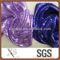 lantejoula sequin elastic stretch tecido de malha para meninas crianças vestidos
