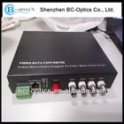 optical fiber Inspection Camera Video Audio Fiber Converter