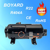 Hot selling! 2 hp boyard hermetic compressor replace danfoss compressor sc21cl