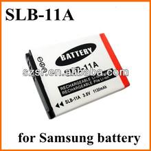 3.8v 1130mah video camera battery packs for samsung