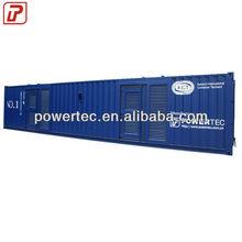EPA approved portable diesel generator/Genset