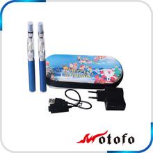for Christmas electronic cigarette ego zipper case