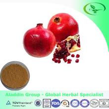 GMP factory supply pomegranate peel extract/punica granatum P.E. of flavone