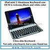 LBK131 Mobile bluetooth keyboard for iPad mini,aluminum keyboard cover for ipad mini