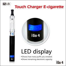 Firstunion wholesale electronic cigarette IGO4 vapor stick electronic cigarette bud pen electronic cigarette